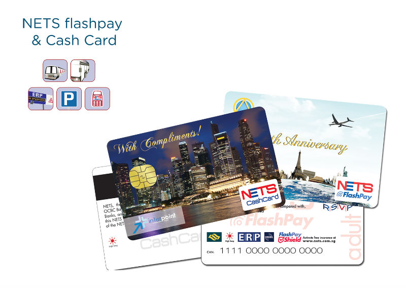 Nets Flashpay Card Customisation